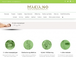 Makia - professional beauty studio Oslo